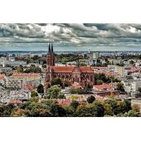 """Augustavo kanalai, Vygriai, """"Vilko guolis"""", Supraslė, Balstogė ( 2-jų dienų kelionė )"""