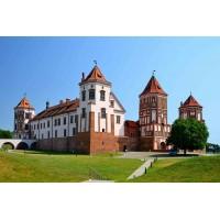 LDK pilys Baltarusijoje