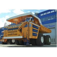 Minskas ir didžiausi sunkvežimiai pasaulyje