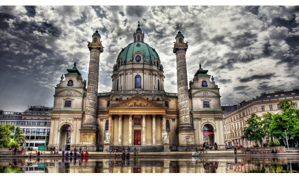 Viena, Budapeštas ( 4-ių dienų kelionė )