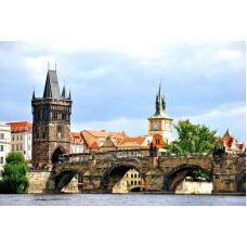 Praha, Karlovy varai, Loket pilis ( 5-ių dienų kelionė )