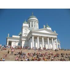 Talinas, Helsinkis, Tartu ( 3-jų dienų kelionė )