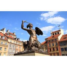 Varšuva, Krokuva, Aušvico koncentracijos stovykla ( 4-ių dienų kelionė )